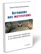 Refondons nos institutions